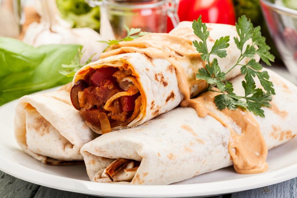 ผลการค้นหารูปภาพสำหรับ burrito mexicano