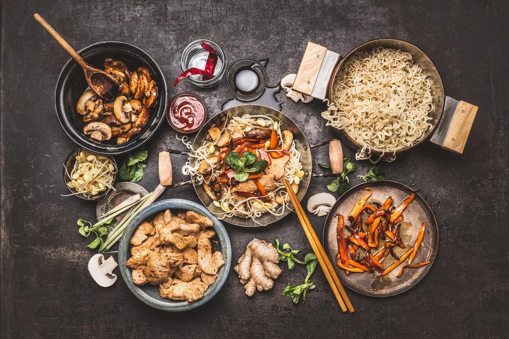 ingredientes de la cocina thai ii 3 recetas de curry